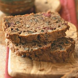 Spicy Cranberry Nut Bread Recipe