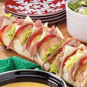 Buffet Sandwich Recipe Taste Of Home