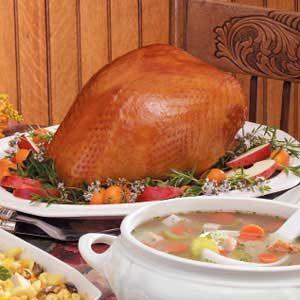 Teriyaki Turkey Breast Recipe