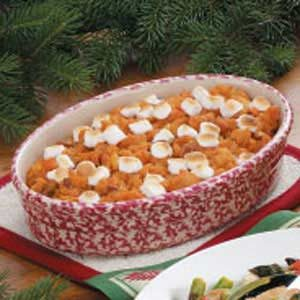 Sweet Potato Pineapple Bake Recipe