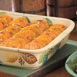 Citrus Sweet Potatoes Recipe