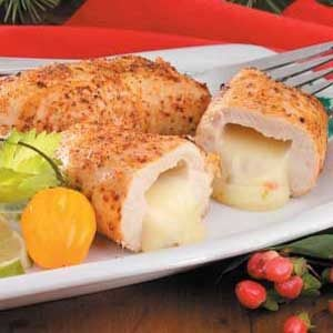 Pepper Jack Stuffed Chicken