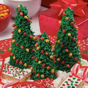 Sugar Cone Spruce Trees Recipe