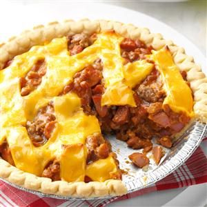 Hot Dog Pie Recipe