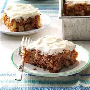Gran's Apple Cake Recipe