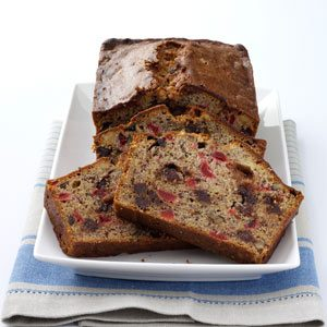 Christmas Banana Bread Recipe