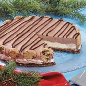 Cookie Ice Cream Cake Recipe
