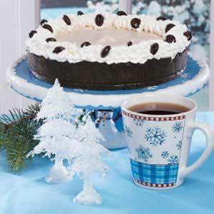 Chocolate Mint Torte Recipe