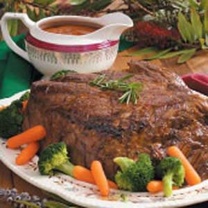 Spiced Beef Pot Roast Recipe