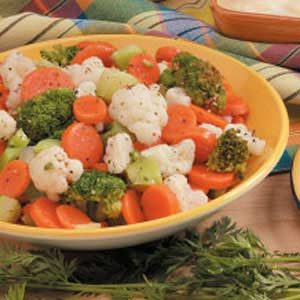 Italian Mixed Vegetables Recipe