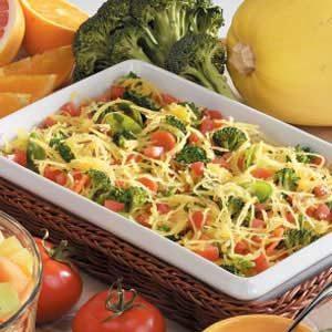 Spaghetti Squash Medley Recipe
