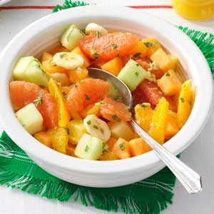 Citrus Melon Mingle Recipe