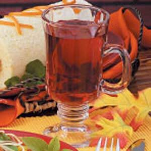 Mulled Cran-Apple Juice Recipe