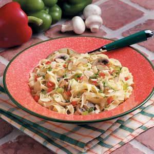 Savory Skillet Noodles Recipe