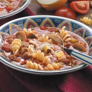 Homemade Italian Stew Recipe