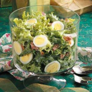 Warm Bacon Endive Dressing Recipe