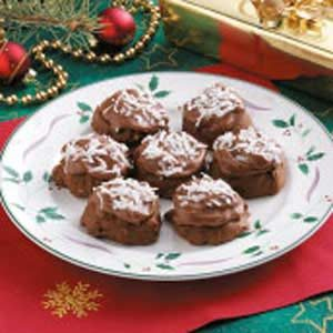 Chocolate Island Cookies Recipe