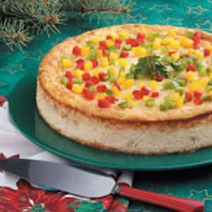 Crabmeat Appetizer Cheesecake Recipe