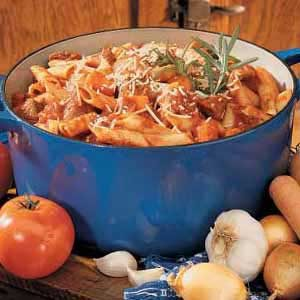 Italian Hunters Stew Recipe