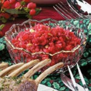 Fruited Cranberry Relish Recipe