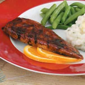 Broiled Turkey Tenderloins Recipe