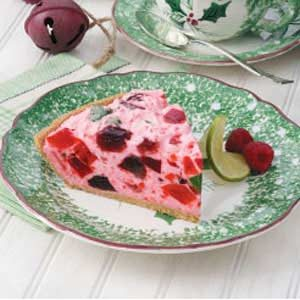 Crown Jewel Gelatin Pie
