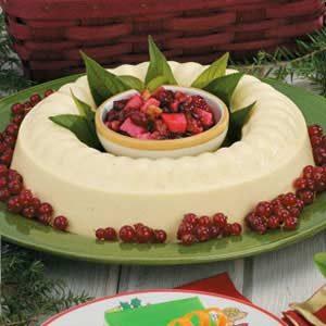 Milk Strawberry JellO Mold Bundt Recipe - Cooking LSL