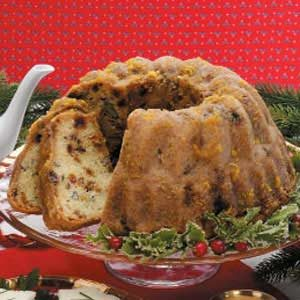 Date-Nut Fruitcake Recipe