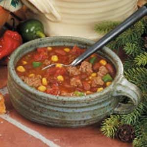 Chili Stew Recipe