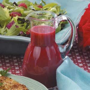 Chicken Broth Raspberry Vinaigrette