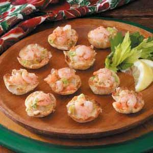 Shrimp Tarts Recipe