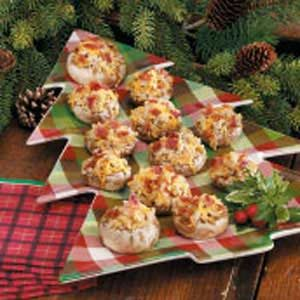 Jack's Stuffed Mushrooms Recipe