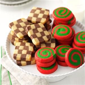 Pinwheels and Checkerboards Recipe