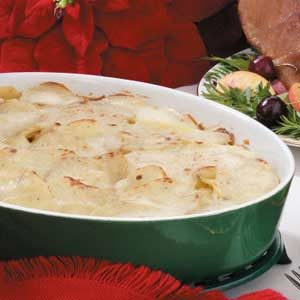 Home-Style Scalloped Potatoes Recipe