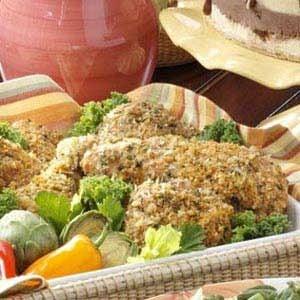 Golden Baked Chicken Recipe