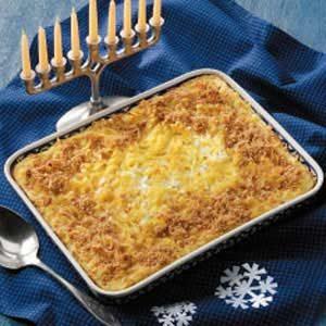 Noodle Kugel Recipe photo by Taste of Home