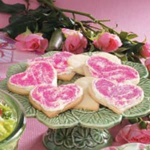 Valentine Cookies Recipe