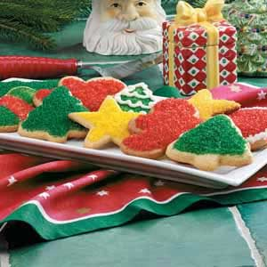 Makeover Cutout Sugar Cookies Recipe