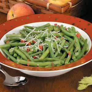 Green Beans 'n' Celery Recipe
