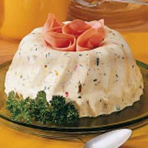 Molded Egg Salad Recipe