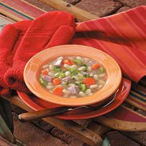 Two-Bean Soup Recipe
