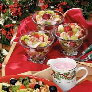 Strawberry-Honey Salad Dressing Recipe