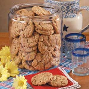 Oatmeal Nut Cookies Recipe