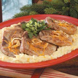Pork Chop Potato Dinner Recipe