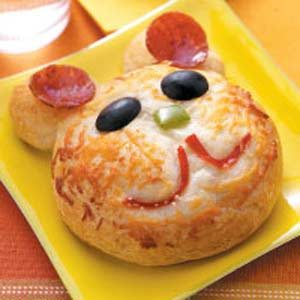 Pizza Biscuit Bears Recipe
