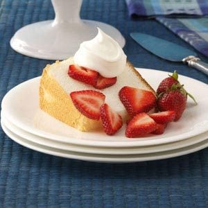 Easy Angel Food Cake