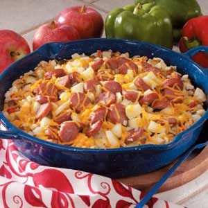 O'Brien Sausage Skillet Recipe