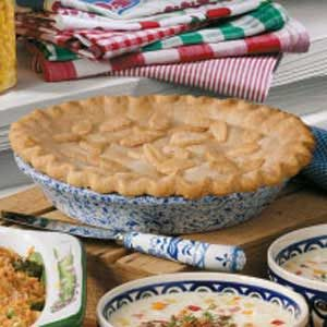 Favorite Peach Pie Recipe