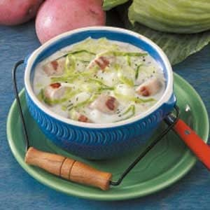 Bratwurst Potato Soup Recipe