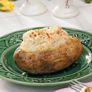 Twice-Baked Spuds Recipe